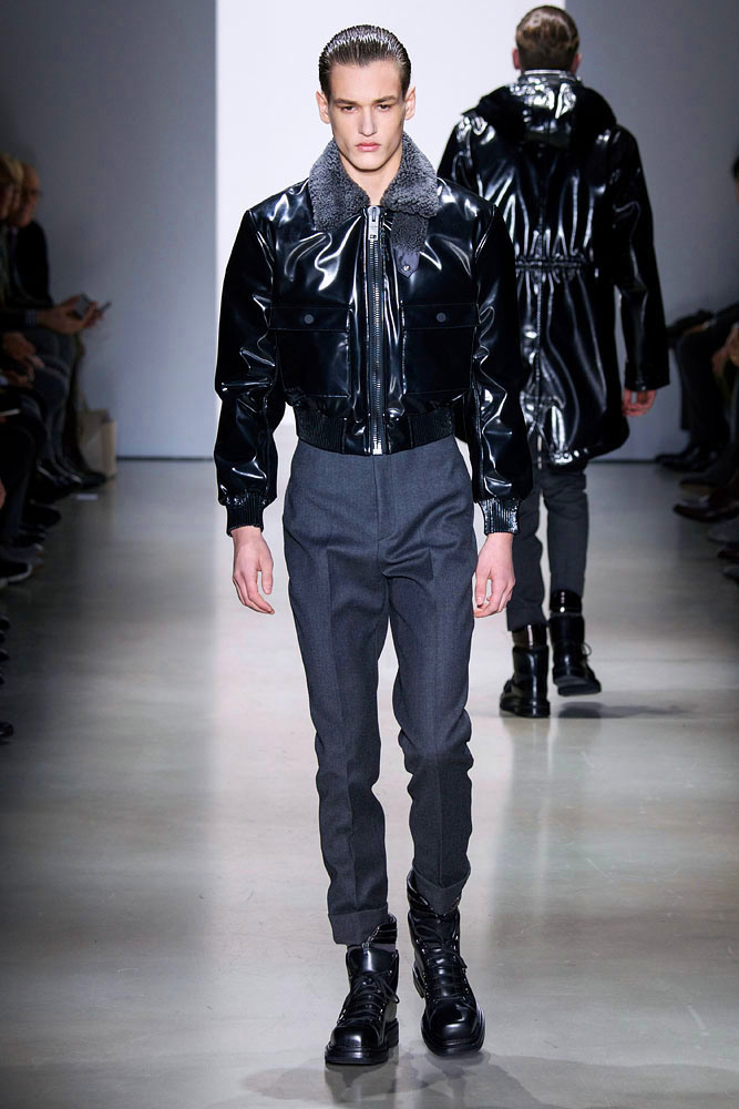 Calvin Klein Fashion Show 2015 Men Latest Men Fashion mens