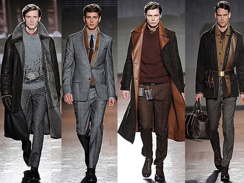 Men Fashion Images the Men s Fashion Week in