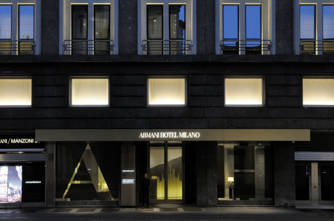 Wwa hotel stay with armani in milano what we adore for Hotel armani milano
