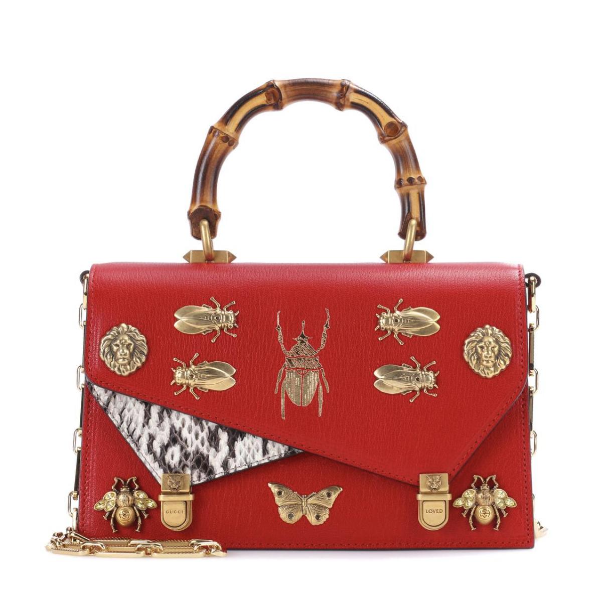 Ottilia Small leather shoulder bag