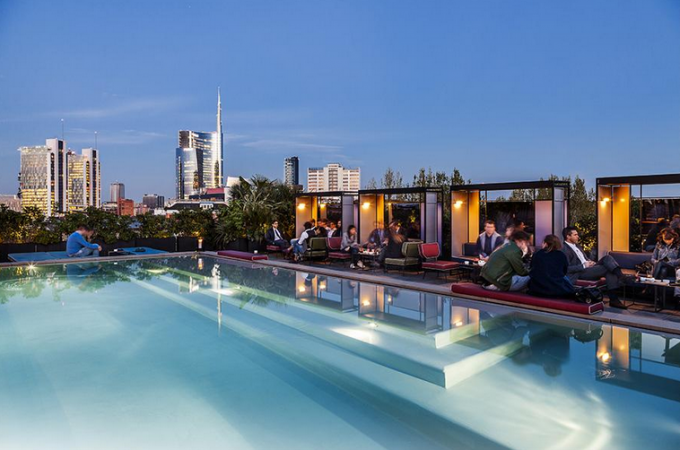 Ceresio 7 – The Place To Be in Milan | What We Adore