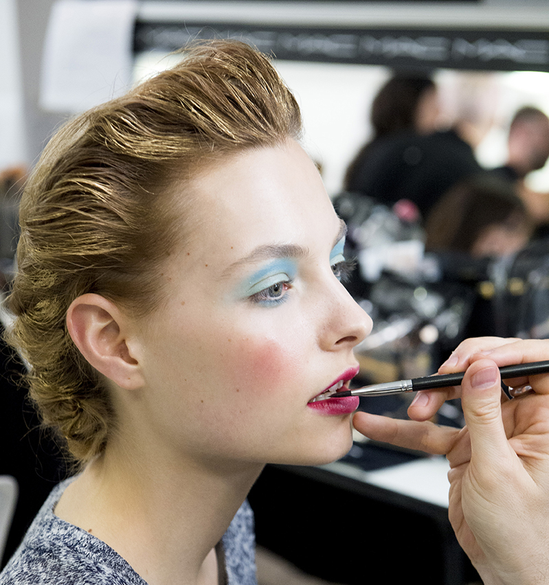 Schiaparelli beauty pictures HC FW 1516-1
