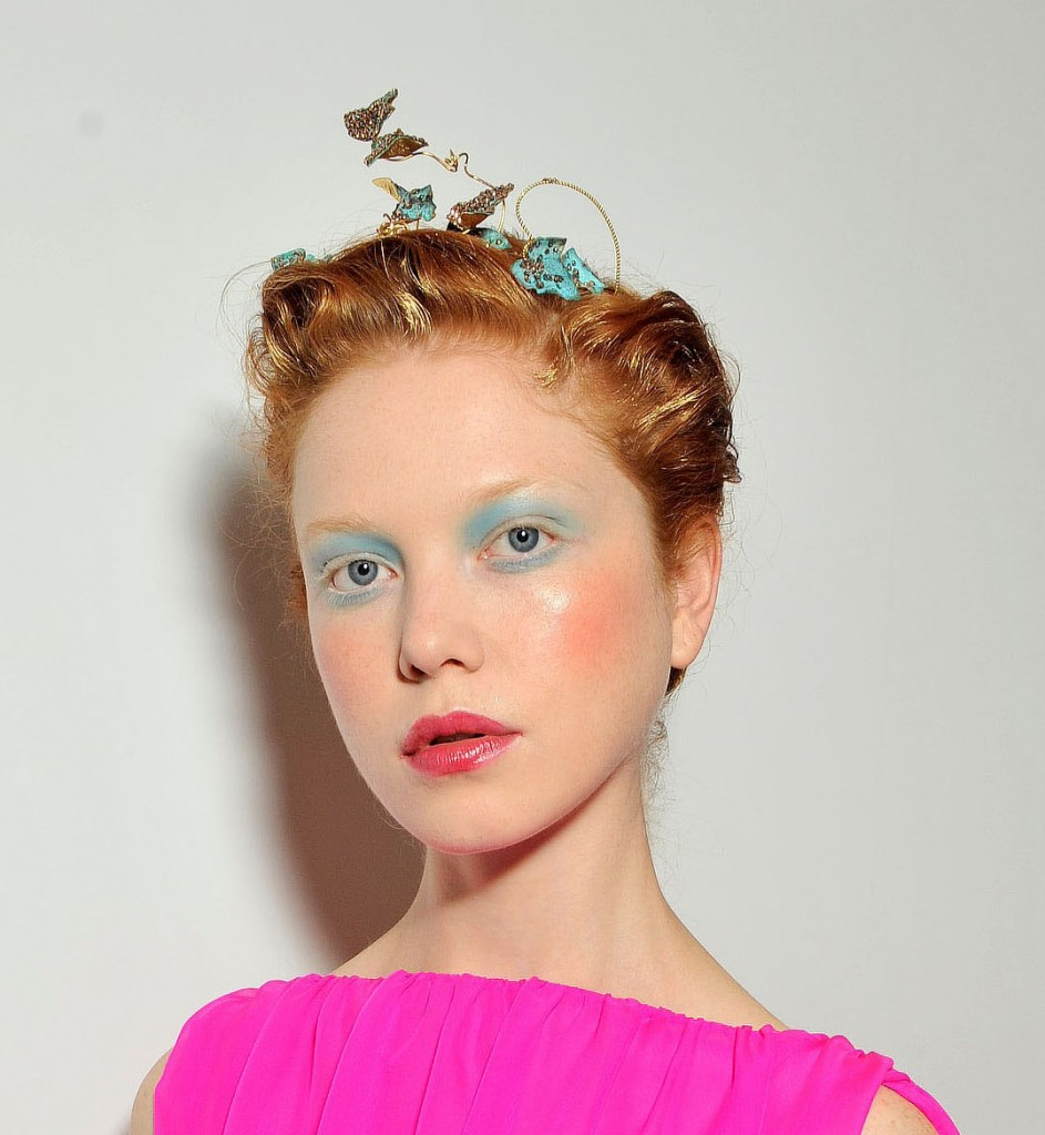Schiaparelli beauty pictures HC FW 1516-4