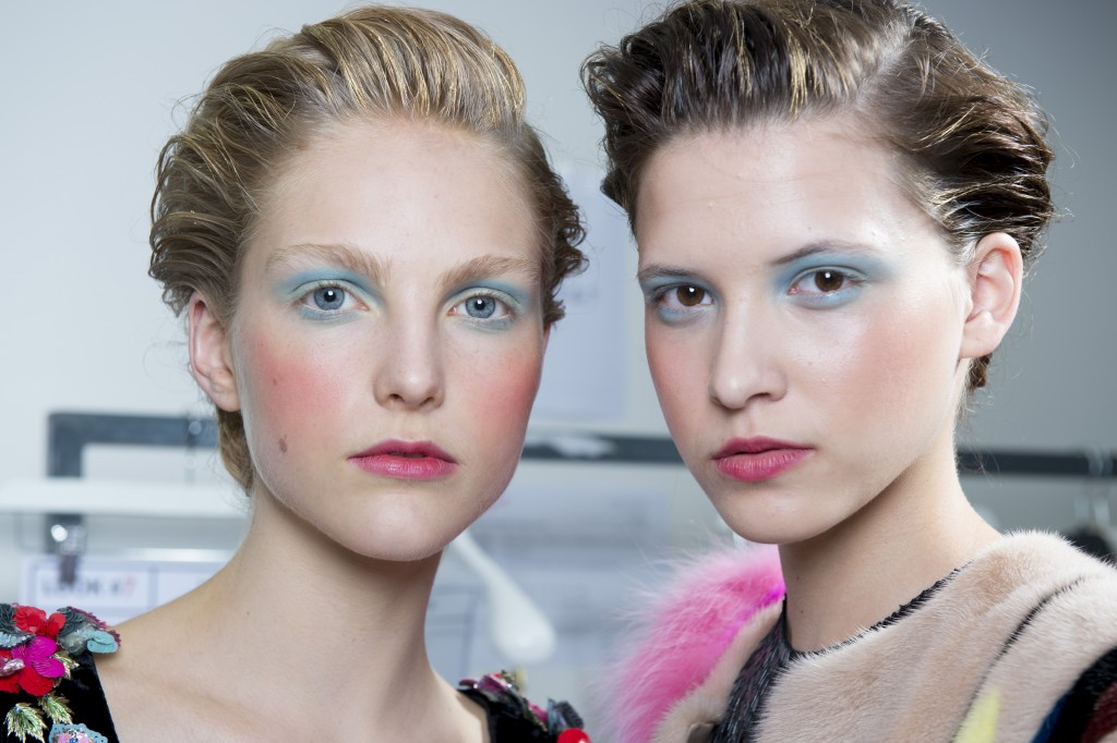 Schiaparelli beauty pictures HC FW 1516-6