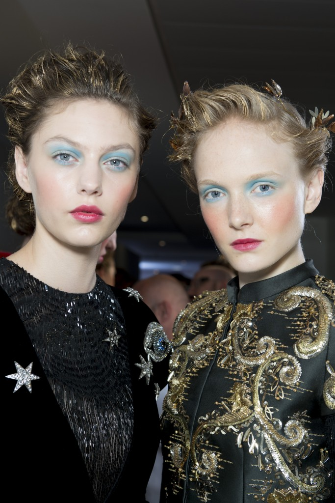 Schiaparelli beauty pictures HC FW 1516-7