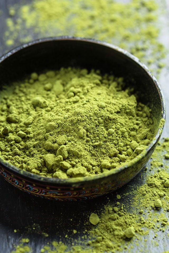 greenteapowder