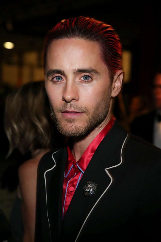 JARED LETO Is The New Face of GUCCI Guilty Fragrance ... Jared Leto