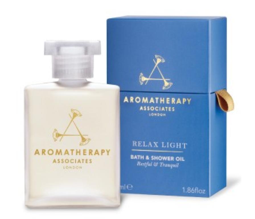 Aromatherapy Relax Bath