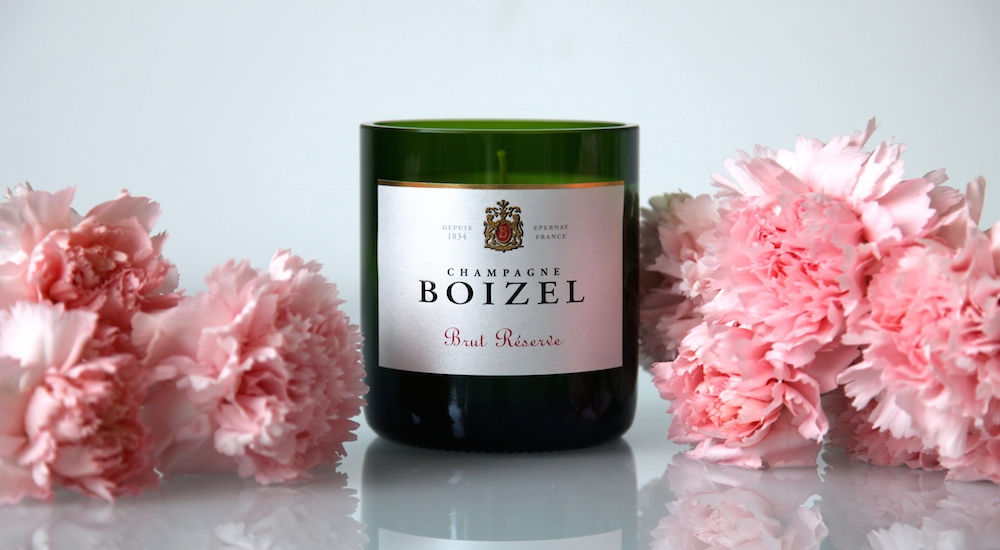 Champagne-Boizel-White-Candle1