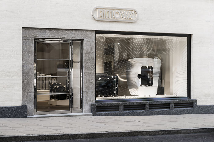 RIMOWA Concept Store London 1