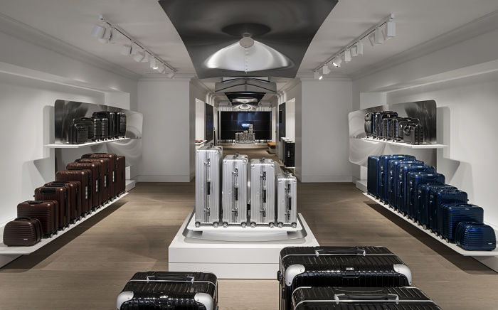 RIMOWA Concept Store London 3