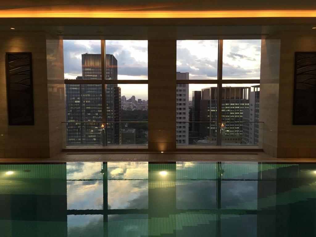 Shangri Pool