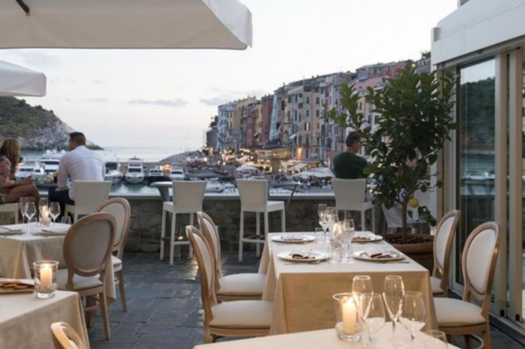 Restaurant Grand Hotel Portovenere