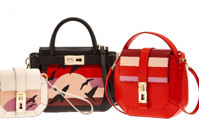 Gianfranco Lotti X Tina Craig = A New IT BAG Is Born | What We Adore