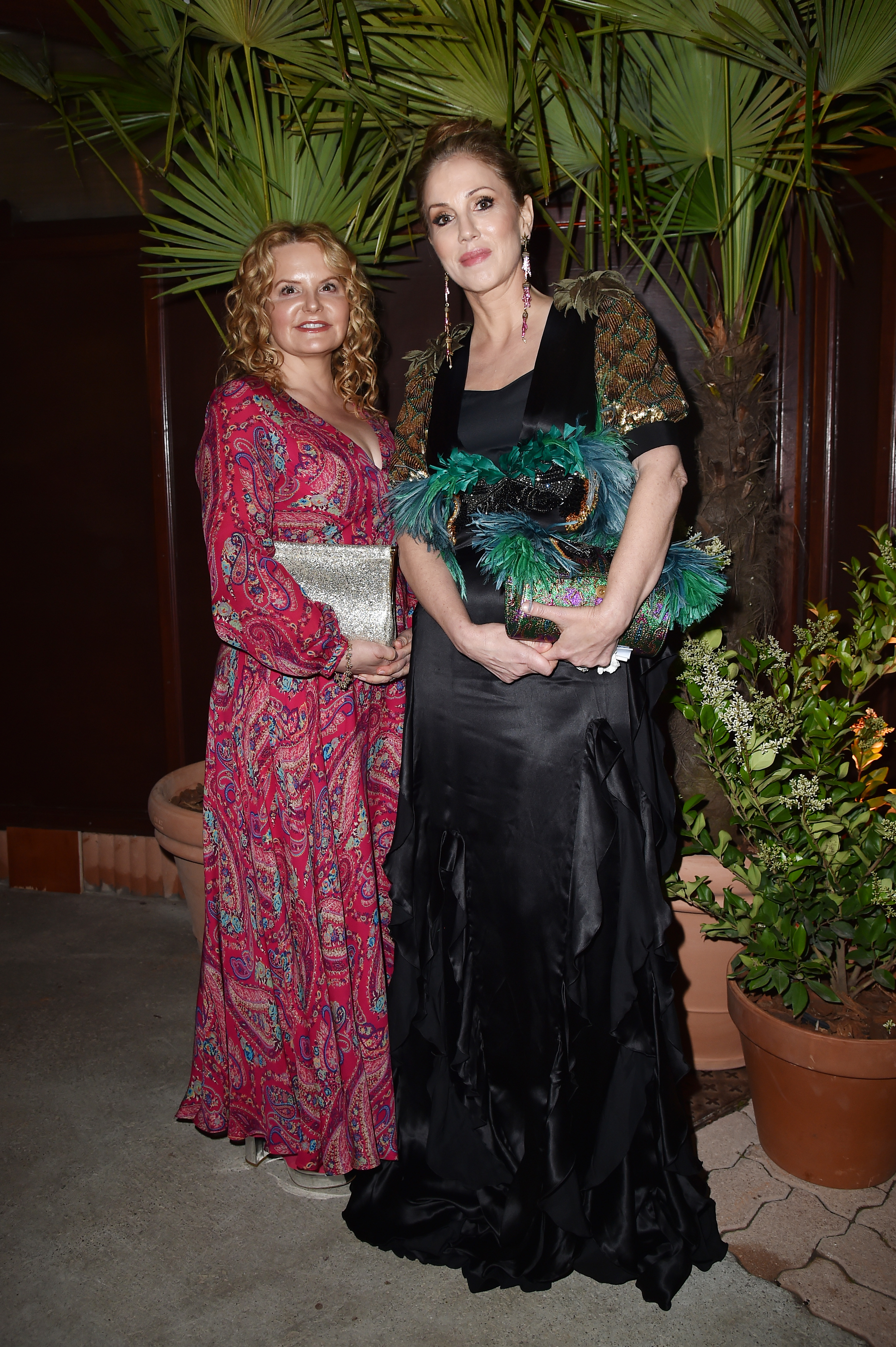 CANNES, FRANCE - MAY 22:  Beth Swofford and Mary Parent attend Prada Private Dinner during the 70th annual Cannes Film Festival at Restaurant Fred L'Ecailler on May 22, 2017 in Cannes, France.  (Photo by Jacopo Raule/Getty Images for Prada)
