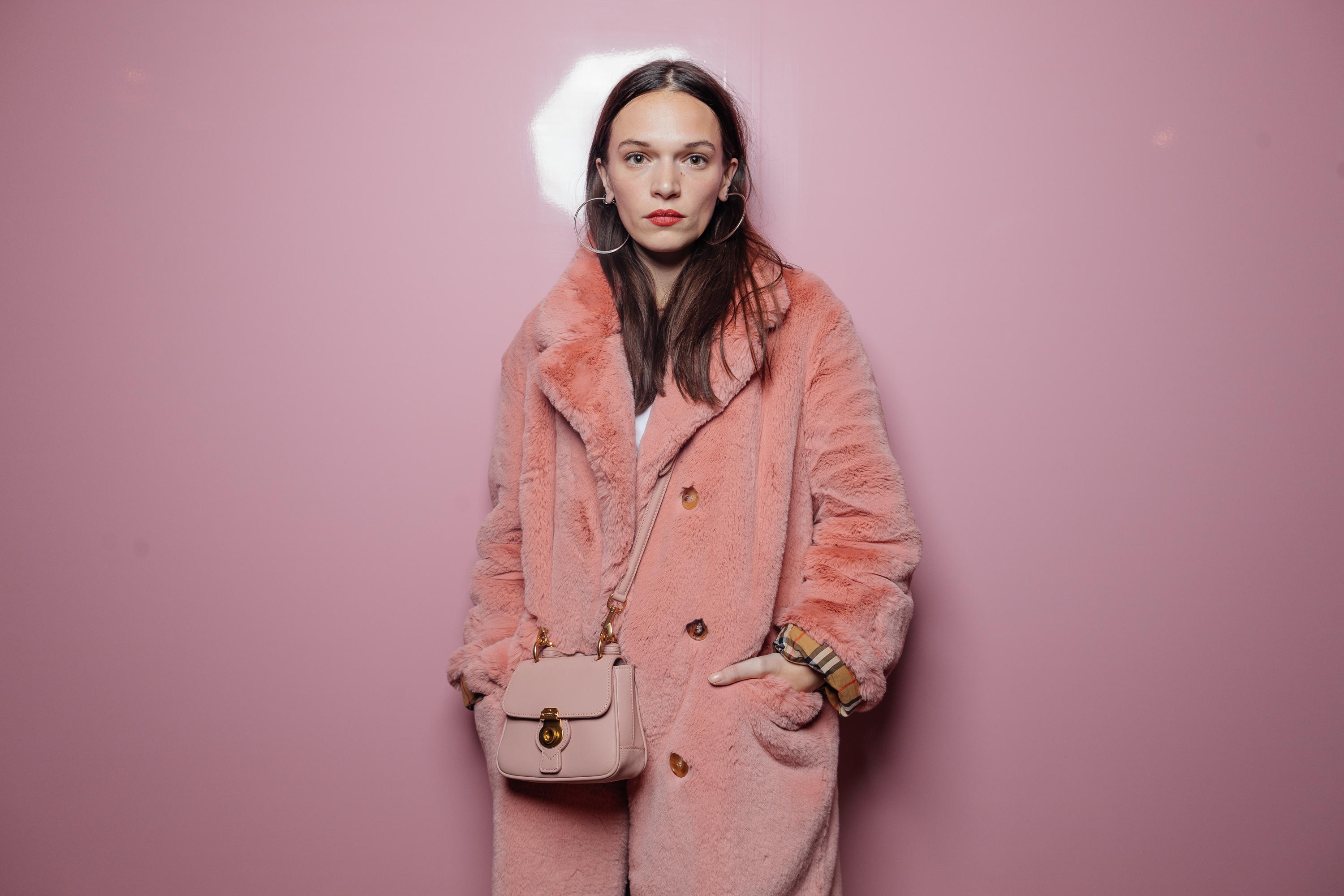 Anna Brewster at a private view of 'Here We Are' in Paris_002